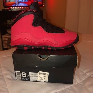 Girls Air Jordan 10 retro